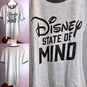 NWT Size XL - t-shirt Disney State of Mind
